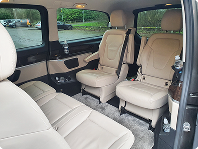 Luxury Limousine Chauffeur Driven Services